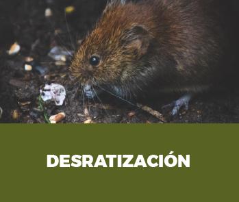 desratizacion
