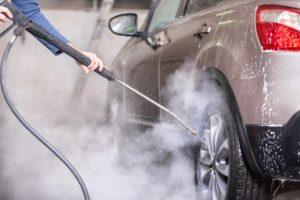 desinfeccion de legionella en lavaderos de coches